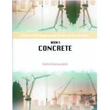 SERIES OF CIVIL ENGINEERING STUDIES ON CONSTRUCTION : CONCRETE [BOOK 6]