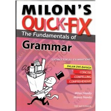MILON'S QUICK-FIX THE FUNDAMENTALS OF GRAMMAR